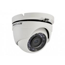 Hikvision Digital Technology DS-2CE56C0T-IRMF CCTV security camera Interior Almohadilla Blanco - DS-2CE56C0T-IRMF(2.8MM)