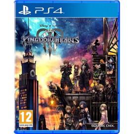 Sony Kingdom Hearts III, PS4