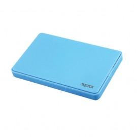 Approx APPHDD200LB 2.5'' Caja de disco duro (HDD) Azul