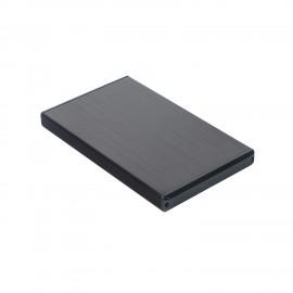 AISENS  2,5'' ASE-2530B 9.5  USB 3.0/USB 3.1 Gen1, Negra
