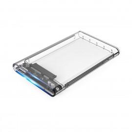 CoolBox COO-SCT-2533  Caja externa  SSD Gris