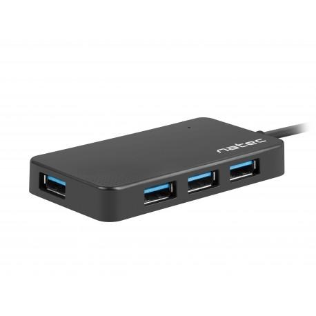 NATEC Silkworm USB 2.0 Type-C 5000 Mbit/s  - nhu-1343