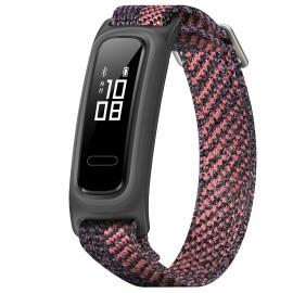 Huawei Band 4e Funda de brazo para monitor de actividad física Gris PMOLED 1,27 cm (0.5'') 55031610