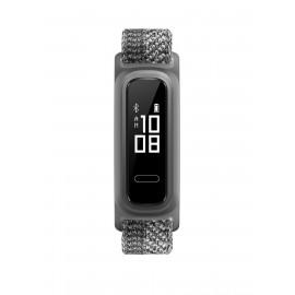 Huawei Band 4e Funda de brazo para monitor de actividad física Gris PMOLED 1,27 cm (0.5'') 55031611