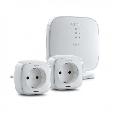 Gigaset Elements Plug Pack enchufe inteligente Blanco 2300 W l36851-w2551-b101