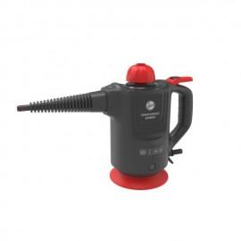 Hoover SGE1000 011 Limpiador a vapor portátil 0,37 L Rojo, Titanio 100 W 39600209