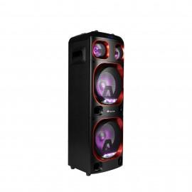 NGS Wild SKA 1 300 W Sistema de megafonía con ruedas Negro WILDSKA2