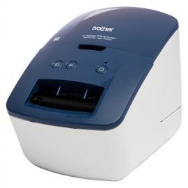 Brother QL-600B impresora de etiquetas QL-600BXX1