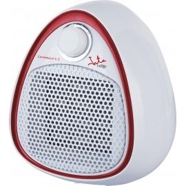 JATA TC73 calefactor eléctrico Rojo, Blanco