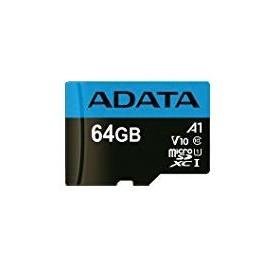 ADATA 64GB microSDHC - ausdx64guicl10a1-ra1