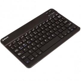 SilverHT 111945440199 teclado para móvil QWERTY Negro Bluetooth