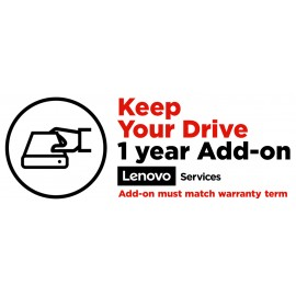 Lenovo 1Y Keep Your Drive - 5PS0K26197
