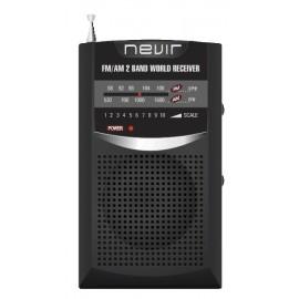 Nevir NVR-136N  Negro - 8427155000518