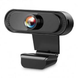 Nilox NXWC01 cámara web 1920 x 1080 Pixeles USB 2.0 Negro