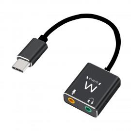 Ewent EC1645 tarjeta de audio USB EC1645