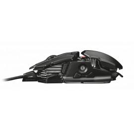 Trust GXT 138 X-RAY USB Óptico 4000DPI mano derecha Negro ratón 22089
