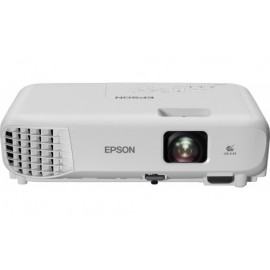 Epson EB-E01 videoproyector Proyector portátil 3300 lúmenes ANSI 3LCD XGA (1024x768) Blanco v11h971040
