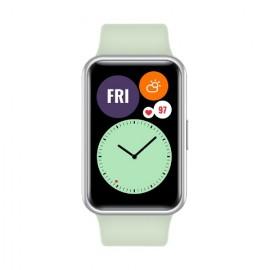 Huawei Watch Fit AMOLED (1.64'') Turquesa GPS (satélite) - 6972453167187