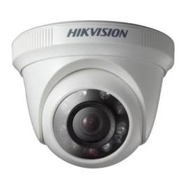Hikvision Digital Technology DS-2CE56C0T-IRPF CCTV security camera Interior y exterior Almohadilla Blanco 1280 x 720 Pixeles