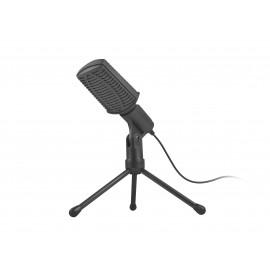 NATEC ASP Negro Micrófono para ordenador portátil - nmi-1236