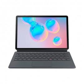 InnJoo IJ-VOOM TAB KB-BLK teclado para móvil Gris Pogo pin QWERTY Portugués, Español