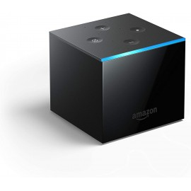 Amazon Fire TV Cube reproductor multimedia y grabador de sonido Negro 4K Ultra HD 16 GB 7.1 canales Wifi b083vvz8vx