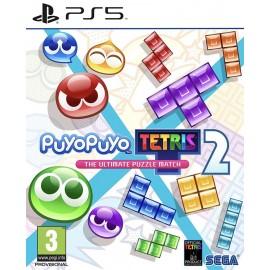 Sony Puyo Puyo Tetris 2 Básico Alemán, Inglés, Español, Francés, Italiano PlayStation 5 1060572