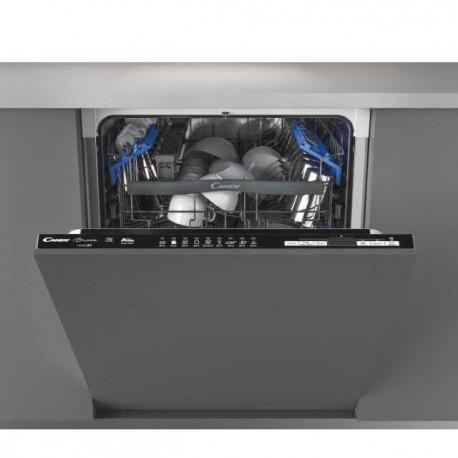 Candy CDIN 2D620PB lavavajilla Completamente integrado 16 cubiertos A++