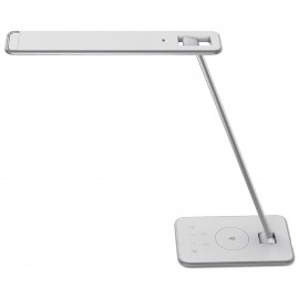 Unilux JAZZ lámpara de mesa Metálico, Blanco 11 W LED A+ - 400093836