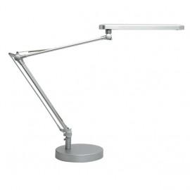 Unilux Mambo lámpara de mesa Gris, Metálico 6,5 W LED A - 3595560005802