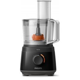 Philips Daily Collection Robot de cocina compacto de 700 W con 19 funciones - HR7320/10