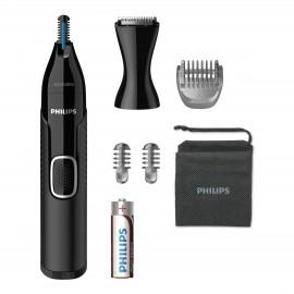 Philips Recortador de precisión para nariz, orejas y cejas - NT5650/16