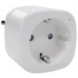 Denver SHP-100 enchufe inteligente Blanco