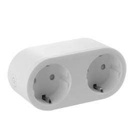 Denver SHP-200 enchufe inteligente Blanco