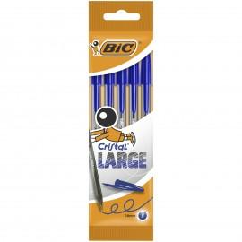 BIC 888746 bolígrafo Azul 5 pieza(s)