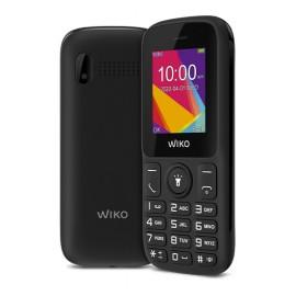 Wiko F100 4,57 cm (1.8'') 71 g Negro Teléfono básico wikf100wb188blkst