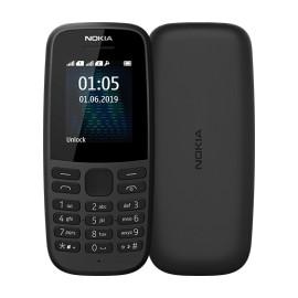 Nokia 105 4,5 cm (1.77'') 73 g Negro Característica del teléfono 16kigb01a03