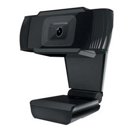 Approx APPW620PRO cámara web 1920 x 1080 Pixeles USB 2.0 Negro