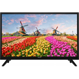 Hitachi 24HAE2250 Televisor 61 cm (24'') Smart TV Negro