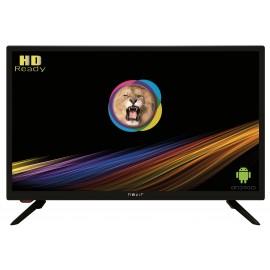 Nevir NVR-8070-24RD2S-SMA-N Televisor 61 cm (24'') HD Smart TV Wifi Negro