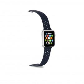 Celly WATCHBANDBK accesorio de smartwatch Grupo de rock Negro Silicona