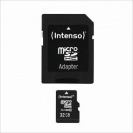Intenso 32GB MicroSDHC 3413480