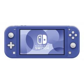 Nintendo Switch Lite videoconsola portátil 14 cm (5.5'') 32 GB Pantalla táctil Wifi Azul - 10004542