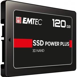Emtec X150 Power Plus 2.5'' 120 GB Serial ATA III - ecssd120gx150