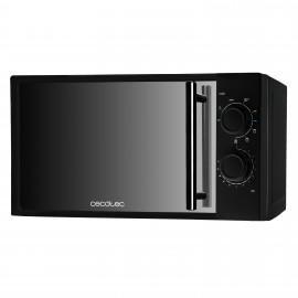 Cecotec All Black Grill Encimera Microondas con grill 20 L 700 W Negro - 01368