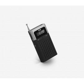 SPC Icy Pro Portátil Digital Negro, Gris - 4583n