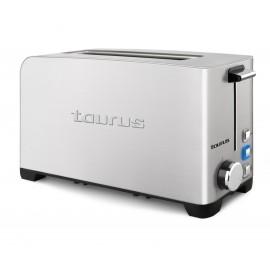 Taurus 960644000 tostadora 1 rebanada(s) Acero inoxidable 1050 W