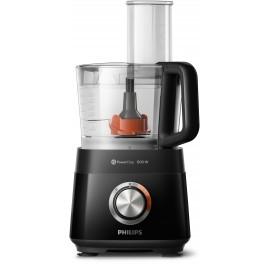 Philips Viva Collection Robot de cocina compacto de 800 W con 29 funciones - HR7510/10