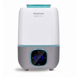 Taurus HU1330 humidificador Ultrasónica 3 L 25 W Azul, Gris, Blanco