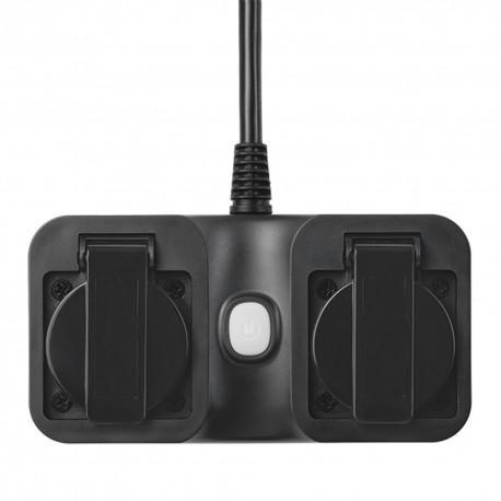 Edimax SP-1122WTO enchufe inteligente 2300 W Hogar Negro